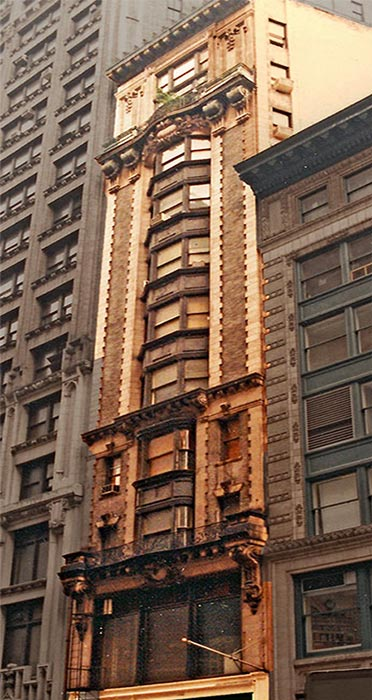 210 fifth avenue joseph pell lombardi architect for 151 west broadway 4th floor new york ny 10013
