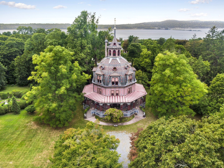 Octagon House Joseph Pell Lombardi Architect