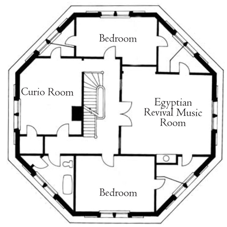 Floor Plans For Octagonal Houses