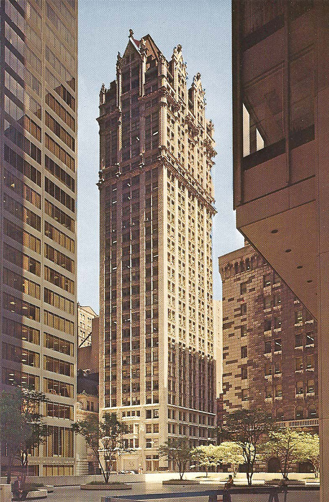 Liberty tower joseph pell lombardi architect for 151 west broadway 4th floor new york ny 10013