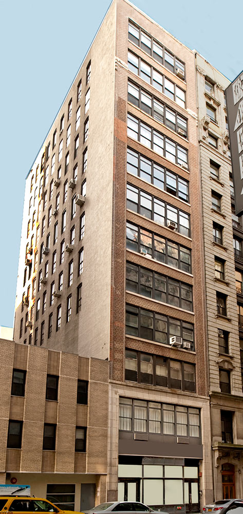 12 west 17th street joseph pell lombardi architect for 151 west broadway 4th floor new york ny 10013