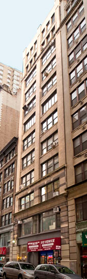 144 west 27th street joseph pell lombardi architect for 151 west broadway 4th floor new york ny 10013
