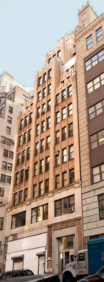 252 west 30th street joseph pell lombardi architect for 151 west broadway 4th floor new york ny 10013