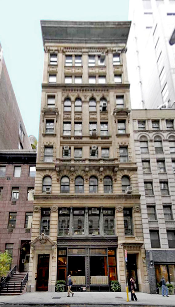 43 east 19th street joseph pell lombardi architect for 1440 broadway 19th floor new york ny 10018