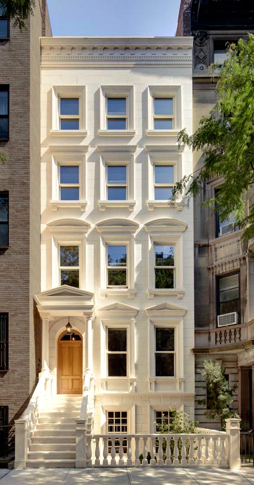 45 east 74th street joseph pell lombardi architect for 151 west broadway 4th floor new york ny 10013