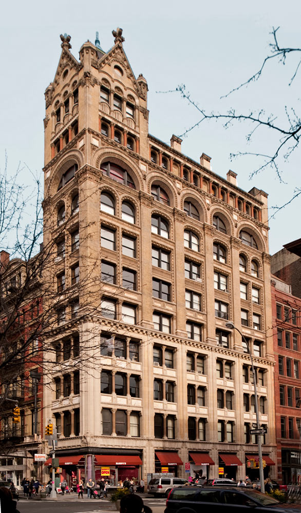 Macintyre building joseph pell lombardi architect for 151 west broadway 4th floor new york ny 10013